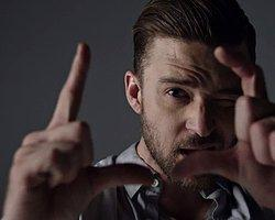 Justin Timberlake'ten +18 Video